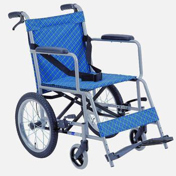 轻便护理轮椅