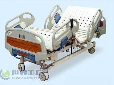 电动icu病床结构图片