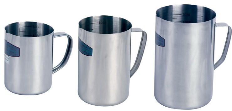 不锈钢刻度杯 | 华瑞不锈钢刻度杯a441价格56元