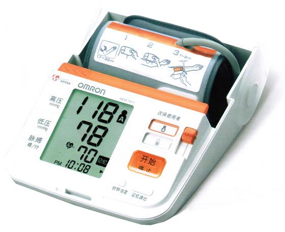 电子血压计 | 欧姆龙电子血压计hem-7071型价格1250